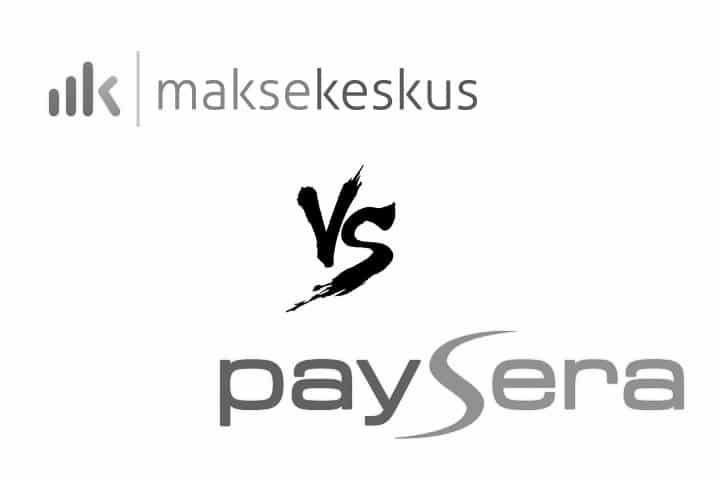 Maksekeskus või Paysera Shopify e-poes